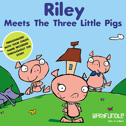 Riley Meets The Three Littls Pigs - Download