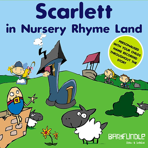 Scarlett In Nursery Rhyme Land - Download