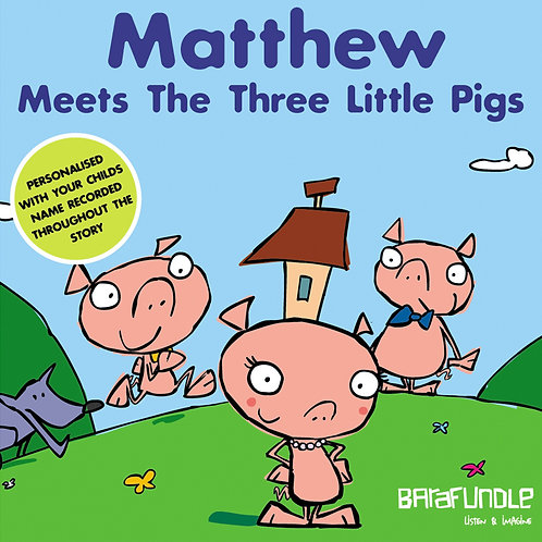 Matthew Meets The Three Little Pigs - Download