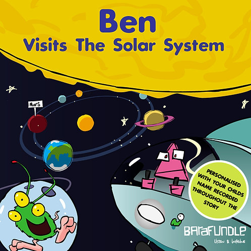 Ben Visits The Solar System