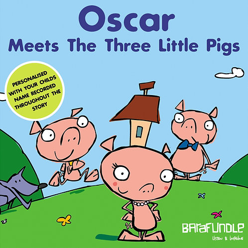 Oscar Meets The Three Littls Pigs - Download