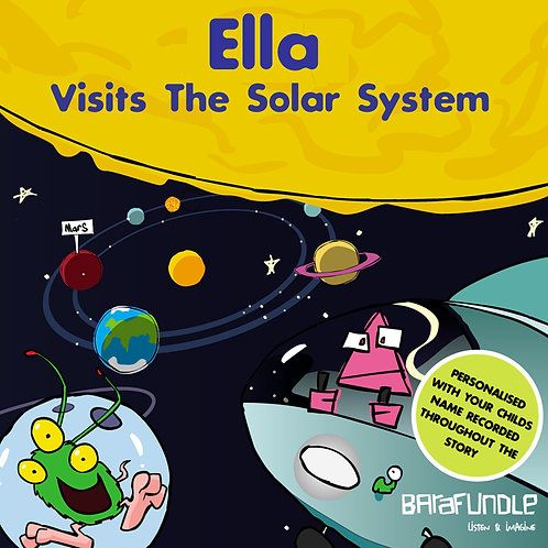 Ella Visits The Solar System