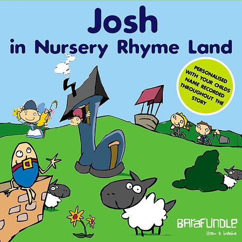 Josh in Nursery Rhyme Land - Download