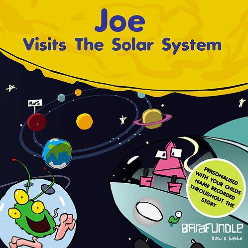 Joe Visits The Solar System