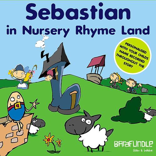 Sebastian In Nursery Rhyme Land - Download