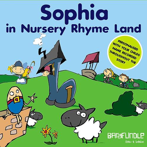 Sophia In Nursery Rhyme Land - Download