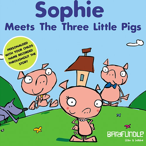 Sophie Meets The Three Little Pigs - Download