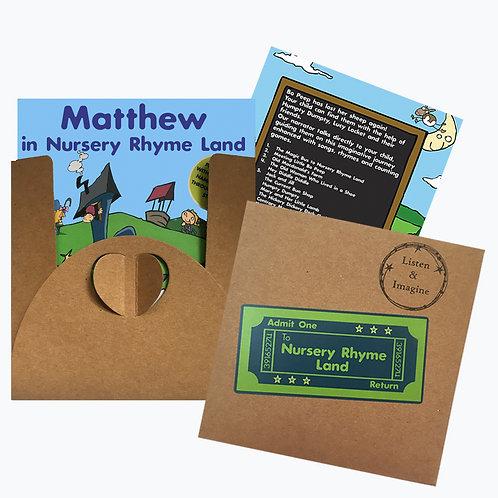 Matthew In Nursery Rhyme Land - Voucher
