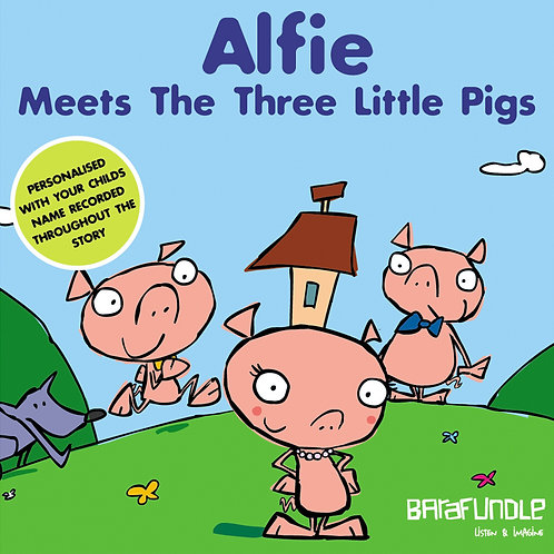 Alfie Meets The Three Little Pigs - Download