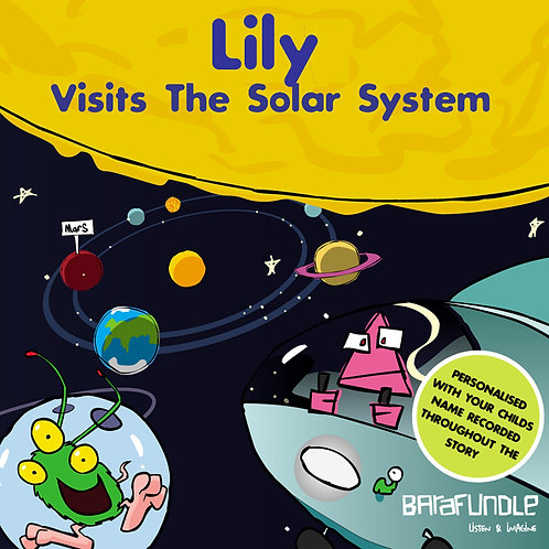 Lily Visits The Solar System - Download