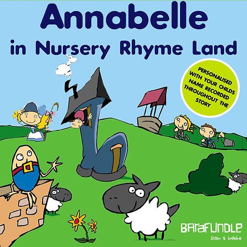 Annabelle In Nursery Rhyme Land - Download