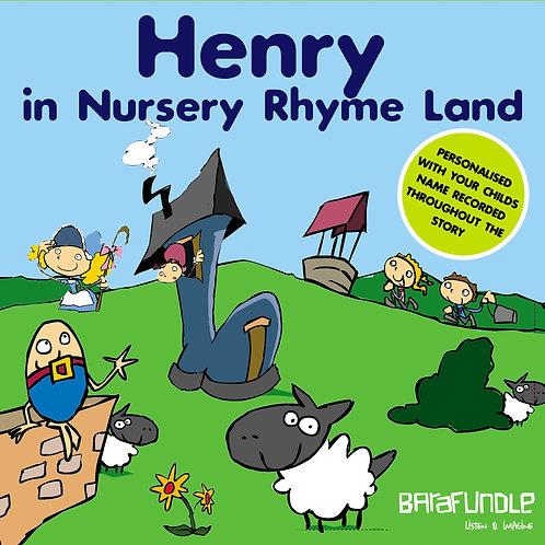 Henry in Nursery Rhyme Land - Download