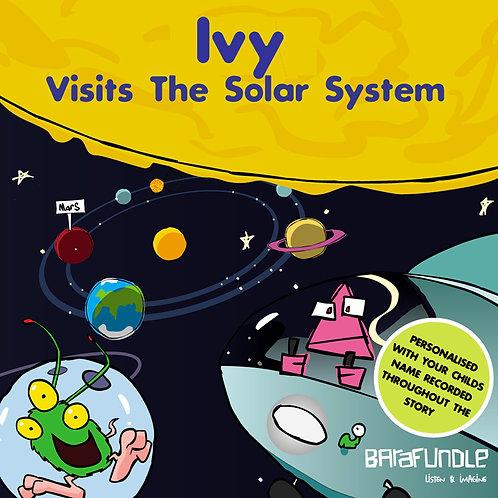 Ivy Visits The Solar System