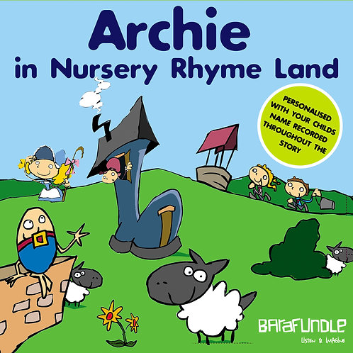 Archie in Nursery Rhyme Land - Download