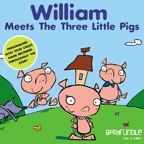 William Meets The Three Little Pigs - Download