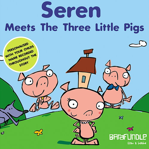 Seren Meets The Three Little Pigs - Download