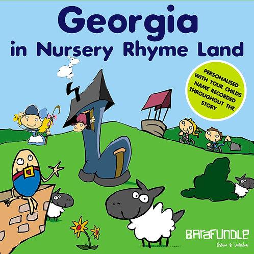 Georgia In Nursery Rhyme Land - Download