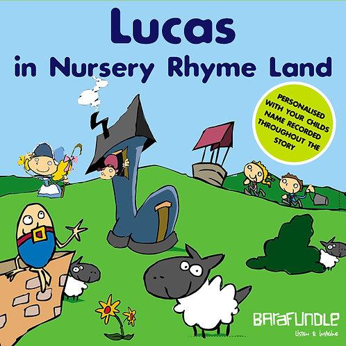 Lucas in Nursery Rhyme Land - Download