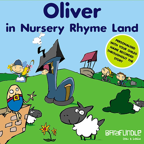 Oliver In Nursery Rhyme Land - Download