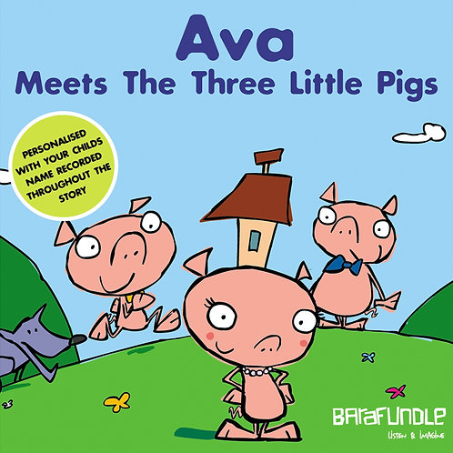 Ava Meets The Three Little Pigs - Download