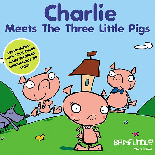 Charlie Meets The Three Little Pigs - Download