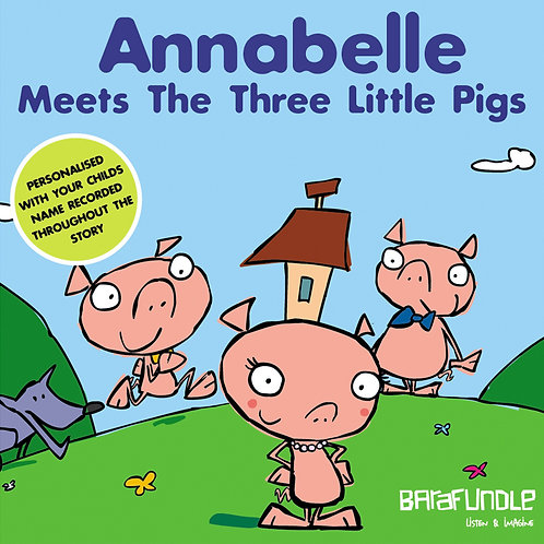 Annabelle Meets The Three Little Pigs - Download