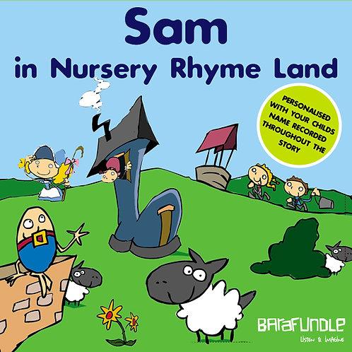 Sam In Nursery Rhyme Land - Download