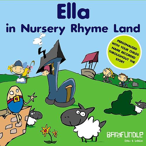 Ella In Nursery Rhyme Land - Download