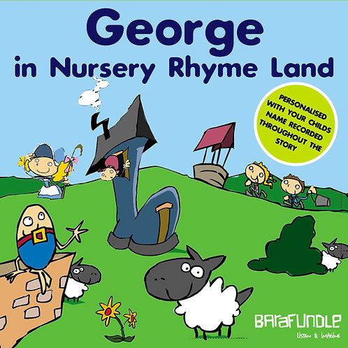 George In Nursery Rhyme Land - Download