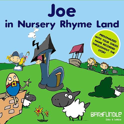 Joe in Nursery Rhyme Land - Download