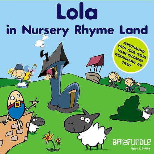 Lola in Nursery Rhyme Land - Download
