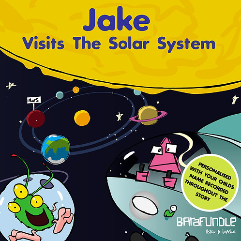 Jake Visits The Solar System