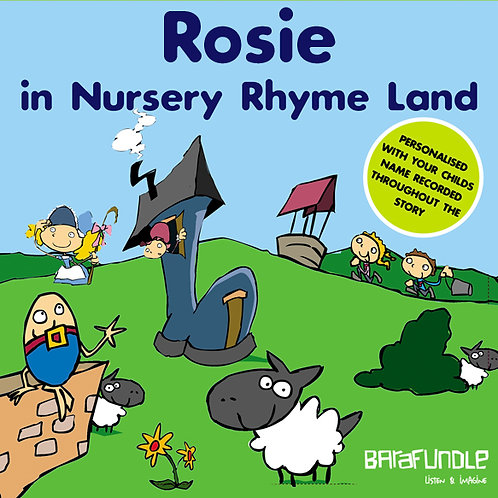 Rosie In Nursery Rhyme Land - Download