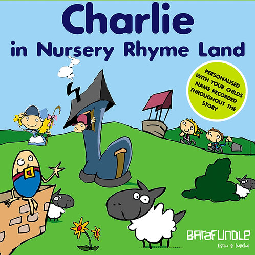 Charlie In Nursery Rhyme Land - Download