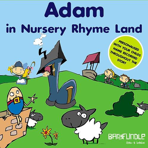Adam In Nursery Rhyme Land - Download