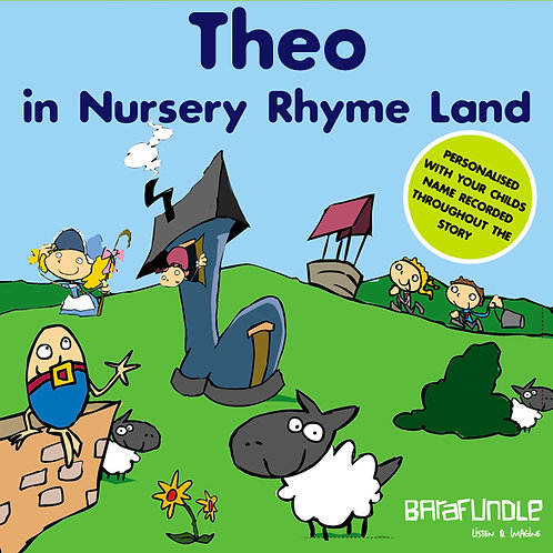 Theo In Nursery Rhyme Land - Download
