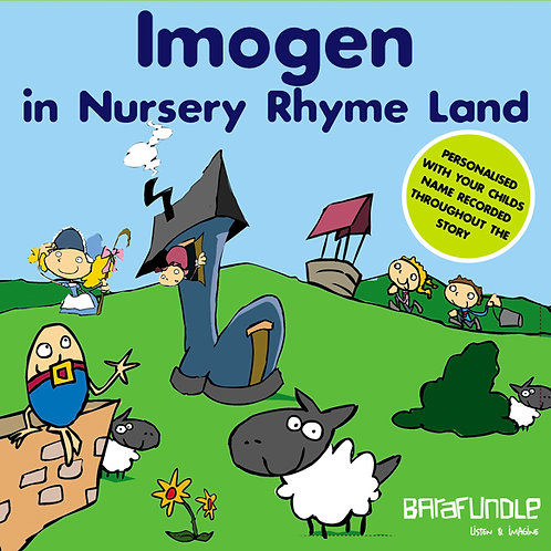 Imogen in Nursery Rhyme Land - Download
