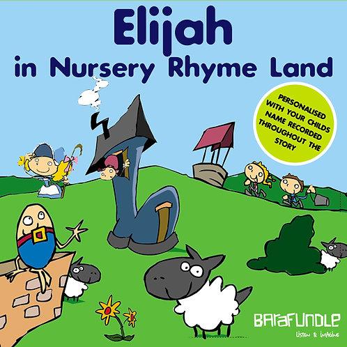 Elijah In Nursery Rhyme Land - Download