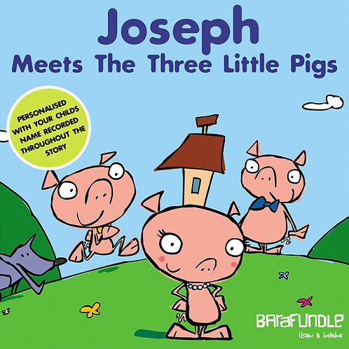 Joseph Meets The Three Little Pigs - Download