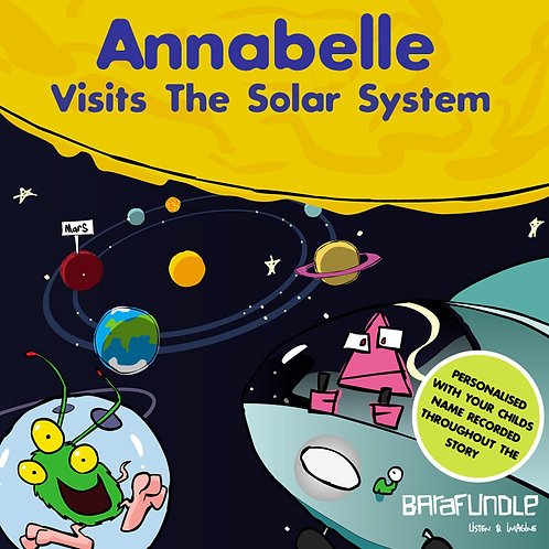 Annabelle Visits The Solar System