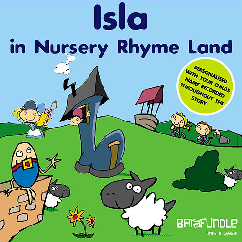 Isla in Nursery Rhyme Land - Download