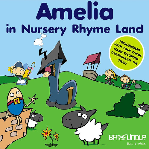Amelia in Nursery Rhyme Land - Download