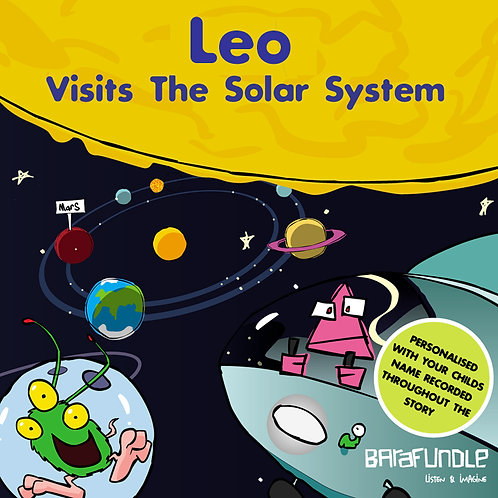 Leo Visits The Solar System