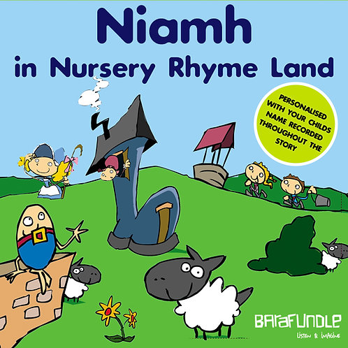 Niamh in Nursery Rhyme Land - Download