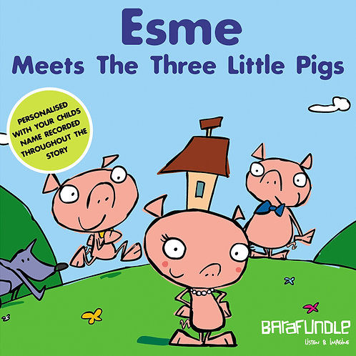 Esme Meets The Three Little Pigs - Download