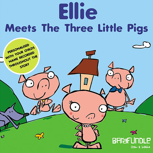 Ellie Meets The Three Little Pigs - Download