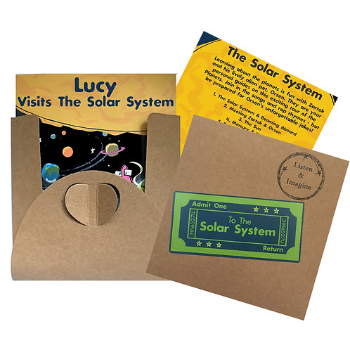 Lucy Visits The Solar System - Voucher
