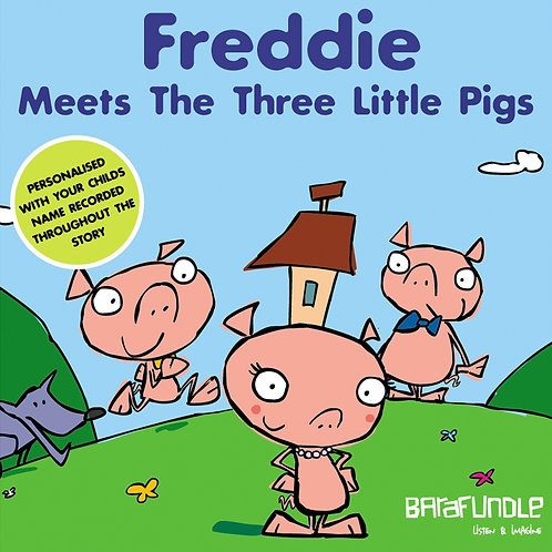 Freddie Meets The Three Little Pigs - Download