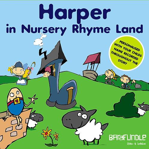 Harper In Nursery Rhyme Land - Download
