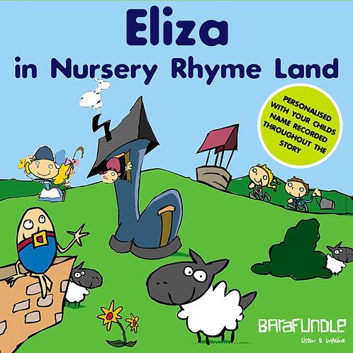 Eliza In Nursery Rhyme Land - Download